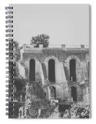 Rome Views Spiral Notebook