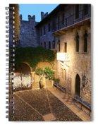 Romeo And Juliet 2 Spiral Notebook