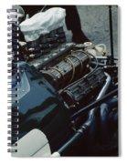 Ron Dennis Spiral Notebook