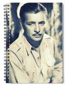 Ronald Colman, Hollywood Legend Spiral Notebook