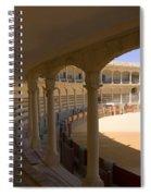 Ronda Bullring The Real Maestranza De Caballeria  Spiral Notebook