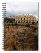 Ronda Spain- The Puente Nuevo Spiral Notebook