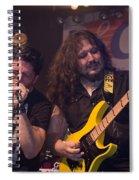 Ronnie Romero 11 Spiral Notebook