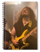 Ronnie Romero 13 Spiral Notebook