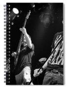 Ronnie Romero 17 Spiral Notebook