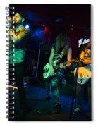 Ronnie Romero 23 Spiral Notebook