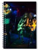 Ronnie Romero 24 Spiral Notebook
