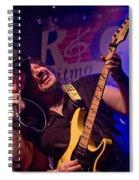 Ronnie Romero 3 Spiral Notebook