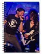Ronnie Romero 38 Spiral Notebook
