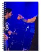 Ronnie Romero 55 Spiral Notebook