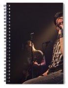 Ronnie Romero 9 Spiral Notebook