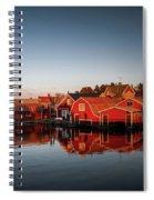 Ronnskar Sweden Spiral Notebook