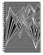 Ronson Spiral Notebook