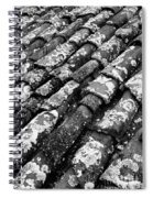 Roof Tiles Spiral Notebook