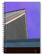 Roofer Madness  Spiral Notebook