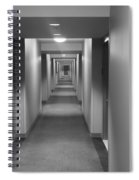 Room Service Spiral Notebook