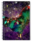 Rooster - Cockrell - Chicken Spiral Notebook