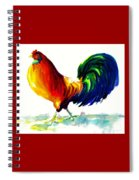 Rooster - Big Napoleon Spiral Notebook