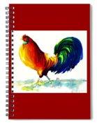 Rooster - Big Napoleon Spiral Notebook