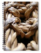 Rope Spiral Notebook