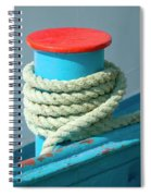 Rope Coil Spiral Notebook