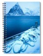 Ropedrift Spiral Notebook