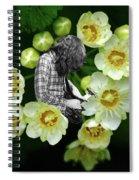 Rock In The Garden Spiral Notebook