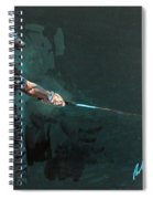 Rory Mcilroy Trick Shot 2010 Spiral Notebook