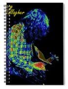 Cosmic Light 2 Spiral Notebook