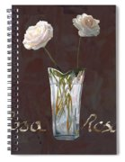 Rosa Rosae Spiral Notebook