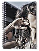 Rosario Dawson Spiral Notebook