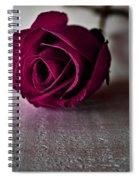 Rose #003 Spiral Notebook