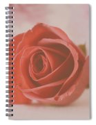 Rose #004 Spiral Notebook