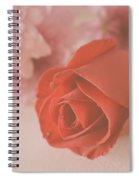 Rose #007 Spiral Notebook