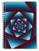 Rose 1 Spiral Notebook