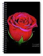 Rose 18-9 Spiral Notebook