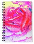 Rose 2 Spiral Notebook