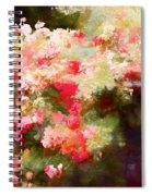 Rose 375 Spiral Notebook