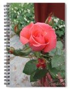 Rose America Spiral Notebook
