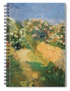 Rose Bay Road Valencia Spiral Notebook