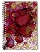 Rose Deep Spiral Notebook
