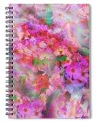 Rose Devas Spiral Notebook