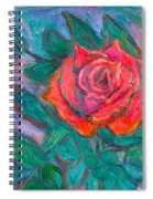 Rose Hope Spiral Notebook