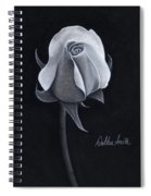 Rose I Spiral Notebook