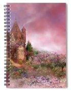 Rose Manor Spiral Notebook