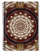 Rose Of Japan Spiral Notebook