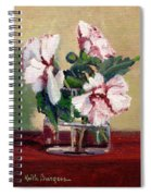 Rose Of Sharon Spiral Notebook