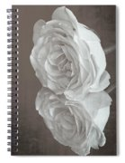 Rose Reflection Spiral Notebook