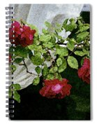 Rose Window Spiral Notebook