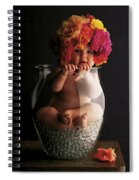 Roses Spiral Notebook